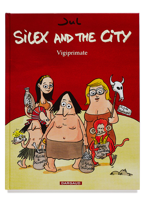 Silex and the City #1